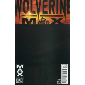Wolverine MAX (2012) #9 VF/NM