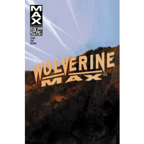 WOLVERINE MAX (2012) #8 VF/NM