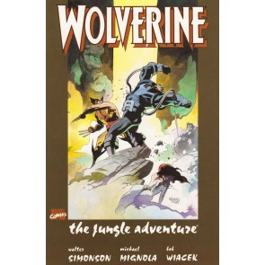 Wolverine: The Jungle Adventure (1990) VF/NM Mike Mignola Cover