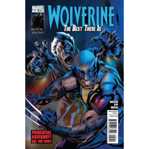 WOLVERINE THE BEST THERE IS #5 VF/NM