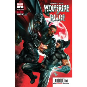 Wolverine vs. Blade Special (2019) #1 VF/NM Dave Wilkins Cover