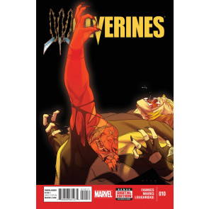 WOLVERINES (2015) #10 VF/NM MARVEL NOW!