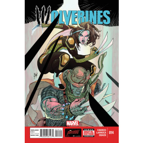 WOLVERINES (2015) #14 VF/NM MARVEL NOW!