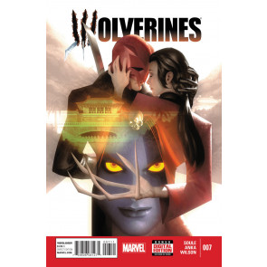WOLVERINES (2015) #7 VF/NM MARVEL NOW!