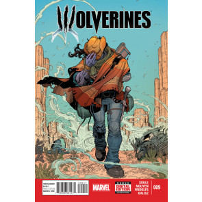 WOLVERINES (2015) #9 VF/NM MARVEL NOW!