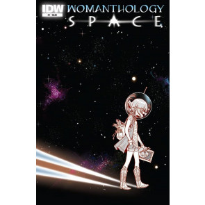 WOMANTHOLOGY: SPACE #1 NM IDW MING DOYLE