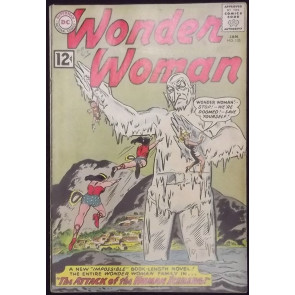 WONDER WOMAN (1942) #135 VG/FN WONDER GIRL