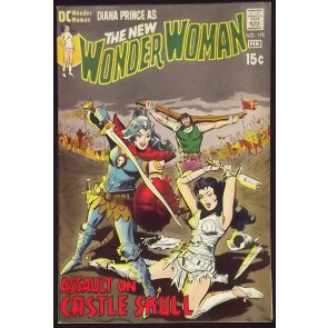 WONDER WOMAN (1942) #192 FN- NEW LOOK