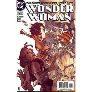 Wonder Woman (1987) #192 VF/NM Adam Hughes Cover Art