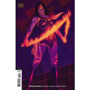 Wonder Woman (2016) #55 VF/NM (9.0) Jenny Frison variant