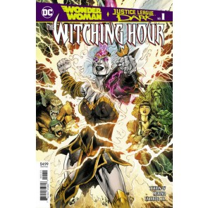 Wonder Woman and Justice League Dark: The Witching Hour (2018) #1 NM (9.4)