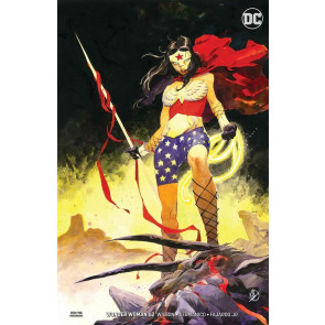 Wonder Woman (2016) #62 VF/NM Matteo Scalera Cover DC Universe