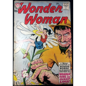 Wonder Woman (1942) #109 GD/VG (3.0)