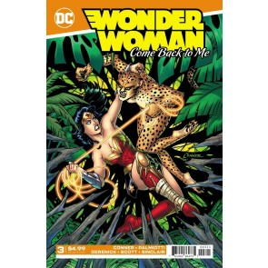 Wonder Woman Come Back To Me (2019) #3 VF/NM Amanda Conner Cover