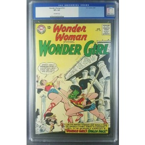 Wonder Woman #153 (1965) CGC 8.5 OW VF+ Silver Age  0016706010|
