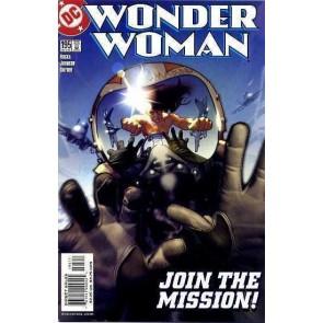 Wonder Woman (1987) #195 VF+ Adam Hughes Cover Art