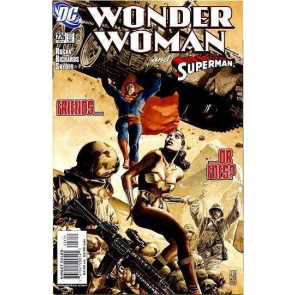 Wonder Woman (1987) #226 VF+ - VF/NM J.G. Jones Cover Superman Appearance
