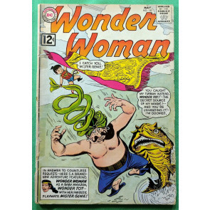 Wonder Woman (1942) #130 FR/GD (1.5) featuring Wonder Tot