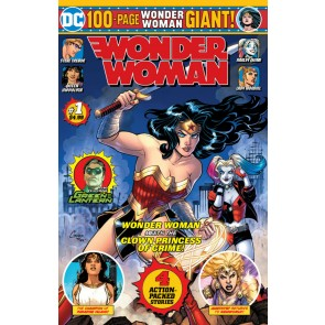 Wonder Woman Giant (2020) #1 VF/NM Reprint Tales
