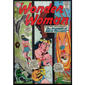 "Wonder Woman (1942) #141 VG/FN  (5.0) ""Academy of Arch-Villains"""