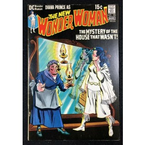 WONDER WOMAN (1942) #195 FN+ (6.5) NEW LOOK