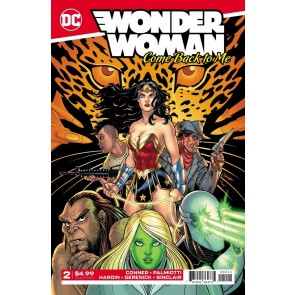 Wonder Woman Come Back To Me (2019) #2 VF/NM Amanda Conner Cover