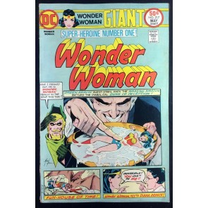 Wonder Woman (1942) #217 FN+ (6.5) 68 page giant