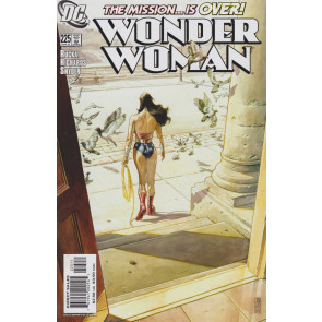 Wonder Woman (1987) #225 VF+ - VF/NM J.G. Jones Cover