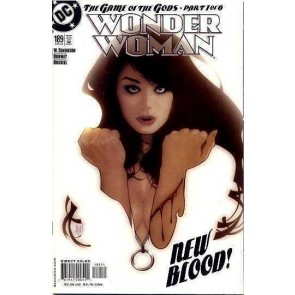 Wonder Woman (1987) #190 VF/NM-NM Adam Hughes Cover