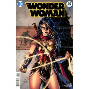 Wonder Woman (1942) #750 NM or better 2010's Jim Lee Variant Cover