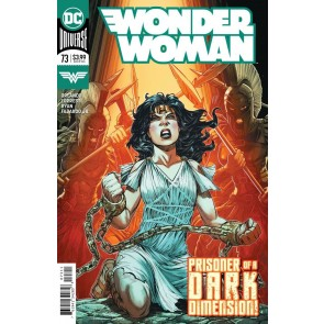 Wonder Woman (2016) #73 VF/NM Jesús Merino Cover DC Universe