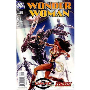 Wonder Woman (1987) #221 VF/NM J.G. Jones Cover