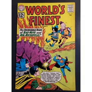 World's Finest (1941) #123 VF (8.0) 2nd Mr. Mxyzptlk and Bat-Mite team up|