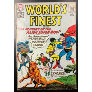 World's Finest (1941) #124 VG (4.0)