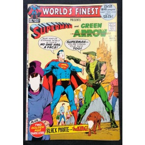 World's Finest (1941) #210 NM- (9.2) Neal Adams Cover