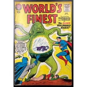 World's Finest (1941) #110 VG+ (4.5) Curt Swan