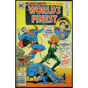 WORLD'S FINEST #224 VF+ SUPER SONS