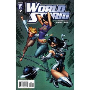 WorldStorm (2007) #2 VF+ J. Scott Campbell Cover Wildstorm