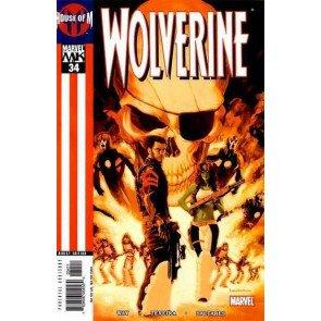 WOLVERINE (2003) #'s 33-40 COMPLETE