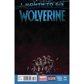 WOLVERINE (2014) #12 VF/NM SECOND 2ND PRINTING VARIANT COVER MARVEL NOW!