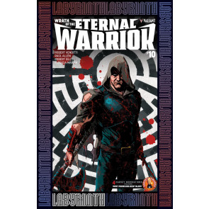 Wrath of the Eternal Warrior (2015) #10 VF/NM Kano Cover A Valiant