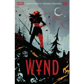 Wynd (2020) #10 VF/NM Boom! Studios