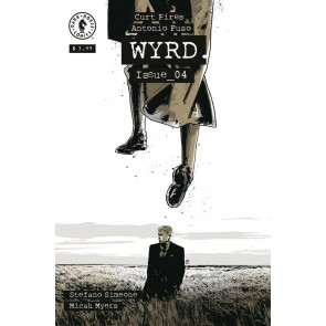 Wyrd (2019) #4 VF/NM Antonio Fuso Dark Horse Comics