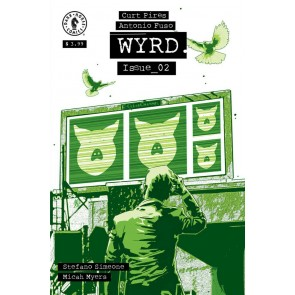 Wyrd (2019) #2 VF/NM Jeff Lemire Dark Horse Comics