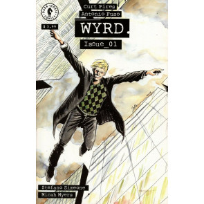 Wyrd (2019) #1 VF/NM Jeff Lemire Dark Horse Comics