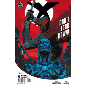 X (2013) #10 VF/NM DARK HORSE COMICS