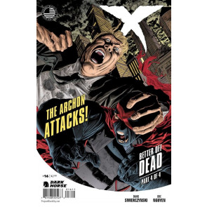 X (2013) #16 VF/NM DARK HORSE COMICS