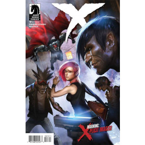 X (2013) #3 VF/NM DARK HORSE COMICS