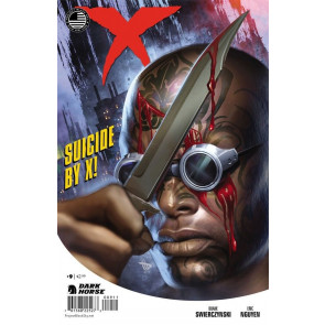 X (2013) #9 VF/NM DARK HORSE COMICS