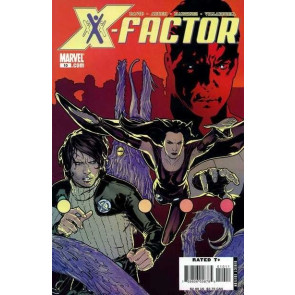 X-FACTOR (2006) #10 VF+ PETER DAVID